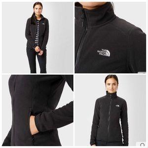 The North Face Full Zip Fleece Jacket - Sz L